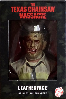 Trick or Treat Holiday Horrors Leatherface Ornament