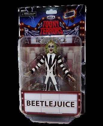 Neca Toony Terrors Series 4 Beetejuice Action Figure