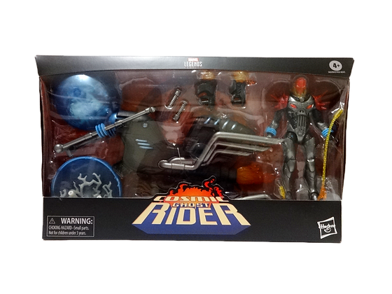 Hasbro Marvel Legends Cosmic Ghost Rider with Vehicle