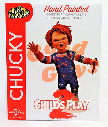 Neca Head Knockers Childs Play 2 Chucky