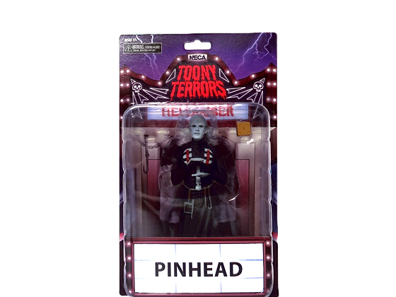 Neca Toony Terrors Stylized Pin Head