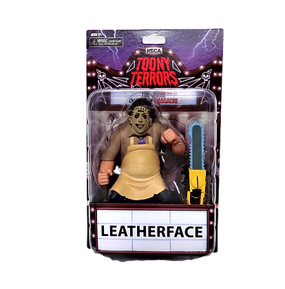 Neca Toony Terrors Stylized Leatherface