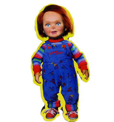 Child's Play Chucky Doll Funky Chunky Magnet