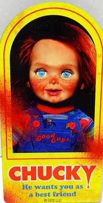 Child's Play Chucky in Package Funky Chunky Magnet
