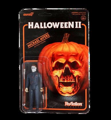 Halloween 2 Michael Myers ReAction Figure