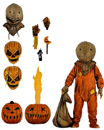 Neca Trick r Treat Ultimate Sam Action Figure