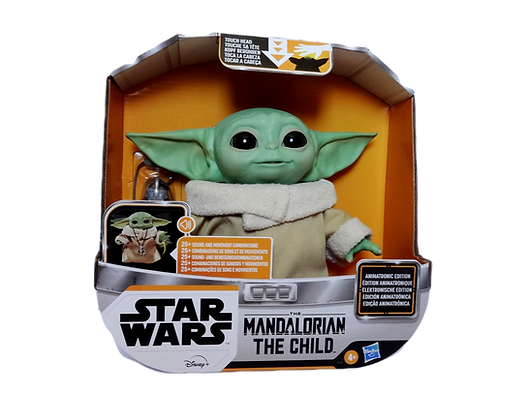 Star Wars The Child Animatronic Edition Figure