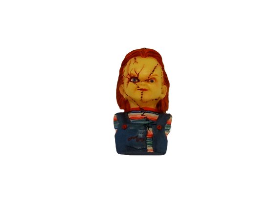 Holiday Horrors Bride of Chucky Bust Ornament