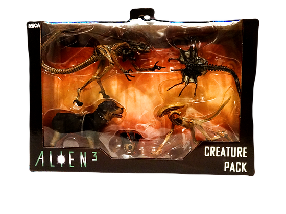 Aliens 3 Accessory Creature Pack Figures