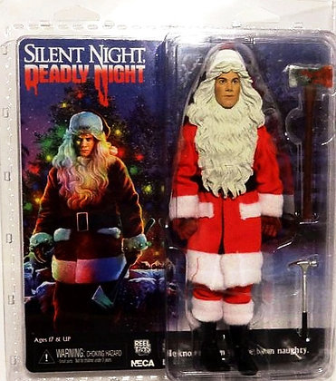 Silent Night Deadly Night Billy Figure