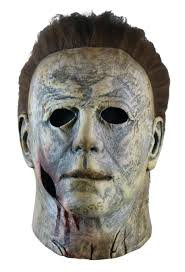Trick or Treat Studios Michael Myers 2018 Halloween Mask Bloody Edition
