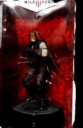 The Witcher 3 Wild Hunt: Geralt Manticore Statue