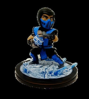 Mortal Kombat Sub-Zero Q-Fig