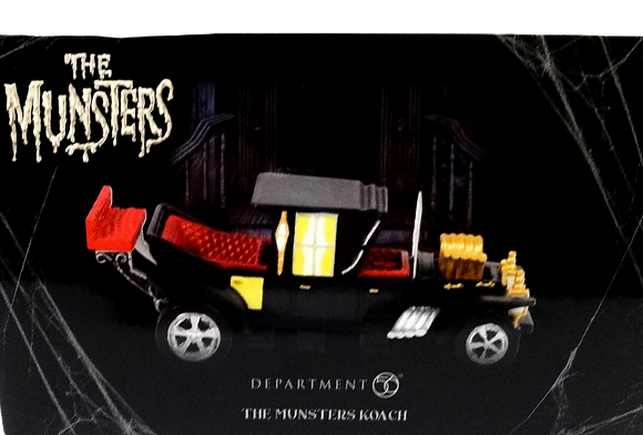 Department 56 The Munsters Koach Statue