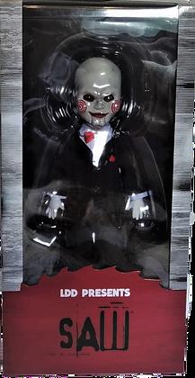 Mezco Presents Living Dead Dolls Saw Billy