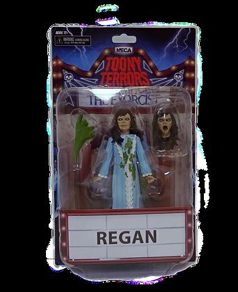 Neca Toony Terrors Series 4 Regan The Exorcist Action Figure