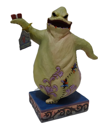 Disney Traditions Nightmare Before Christmas Oogie Boogie Statue