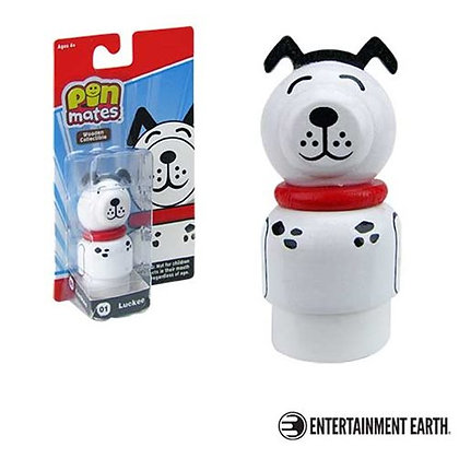 Pin Mates Luckee the Dog EE Exclusive