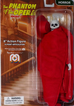Mego Phantom of the Opera Red Death Action Figure