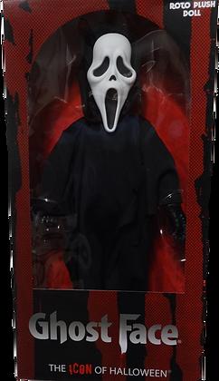 Mezco Scream Ghostface 18-Inch Roto Plush