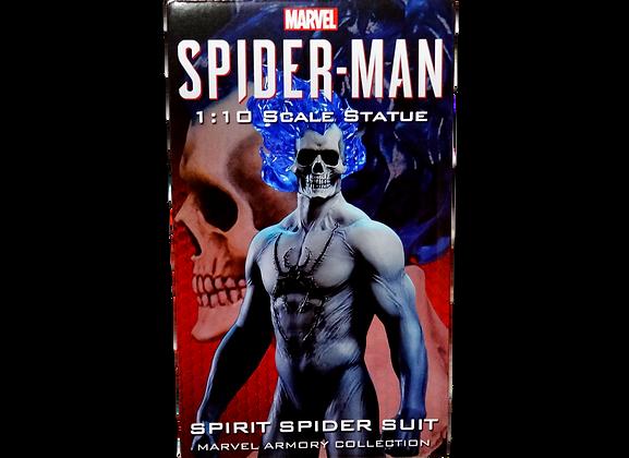 Marvel Armory SpiderMan Video Game Spirit Spider Resin Statue