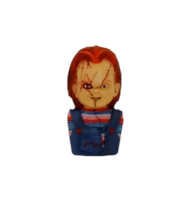 Holiday Horrors Seed of Chucky Bust Ornament