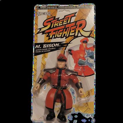 Funko Savage World Street Fighter M. Bison Action Figure
