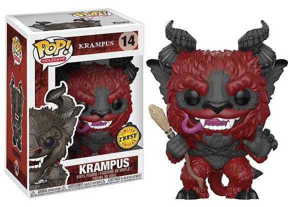 Funko Pop! Krampus Limited Edition