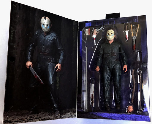 Neca Friday the 13th Part 5 Ultimate Roy Burns