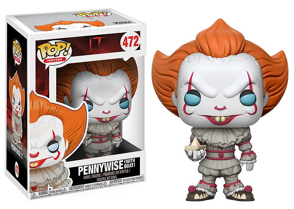 Funko It Pennywise Vinyl Figure