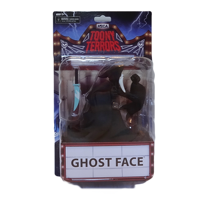 Neca Toony Terrors Ghost Face  Series 5 Action Figure