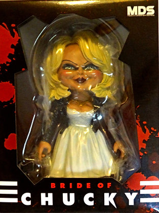 Mezco Design Series Deluxe Bride of Chucky Tiffany Action Figure