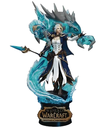Beast Kingdom World of Warcraft Jaina D Stage DS 043 Statue