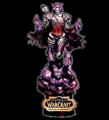 World of Warcraft Sylvanas D Stage DS 042
