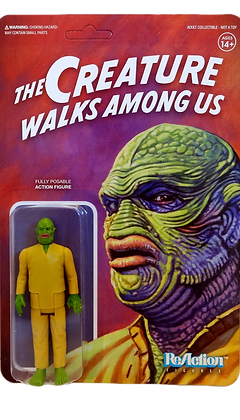 Super7 Universal Monsters The Creature Walks Among
