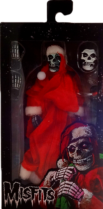 """Misfits Holiday Fiend 8"""" Clothed Action Figure"""