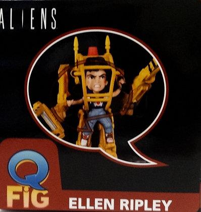 Aliens Ripley Power Loader Q-Fig Elite