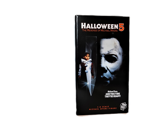 "Halloween 5: The Revenge of Michael Myers 12"" Action Figure"