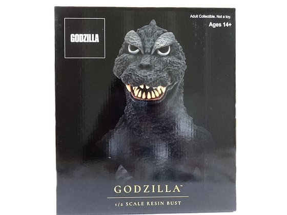 Diamond Select Godzilla Legends in 3D 1964 Godzilla Bust