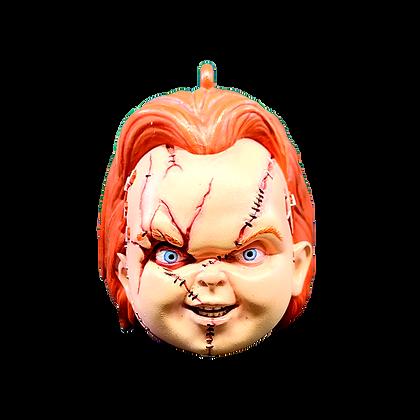 Holiday Horrors Seed of Chucky Head Ornament