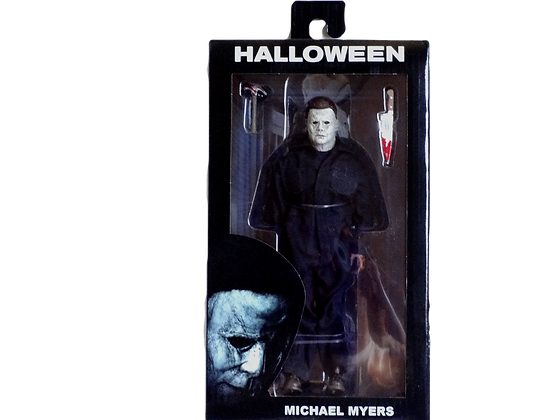 Neca Halloween (2018) Michael Myers Clothed Action Figure