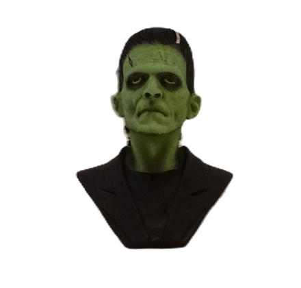 Holiday Horrors Frankenstein Ornament