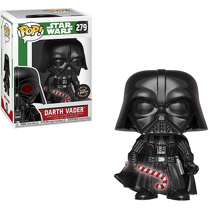 Funko POP! Star Wars: Darth Vader Chase