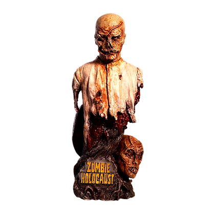Zombie Holocaust Doctor Butcher Bust