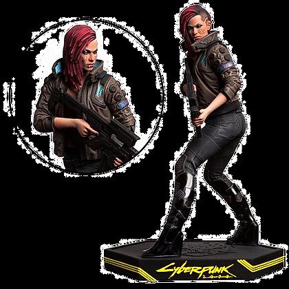 Dark Horse  Cyberpunk 2077 Female V Statue