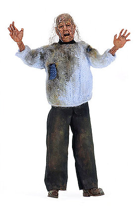 Friday the 13th Corpse Pamela Clothed Action Figure