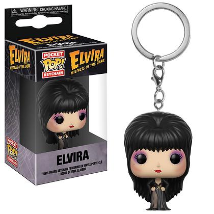 Funko  Elvira Mistress of the Dark Key Chain