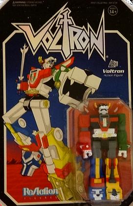 Super7 Voltron 3 3/4-Inch ReAction Figure
