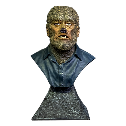 The Wolf Man Mini Bust