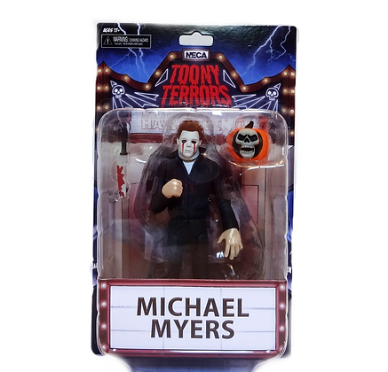Neca Toony Terrors Michael Myers Halloween 2  Series 5 Action Figure